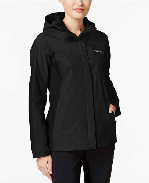 acde00bdbf389 ... Arcadia II Rain Jacket  Columbia Women s Omni-Tech trade  ...