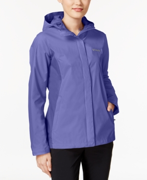 Columbia Women's Omni-Tech Arcadia Ii Rain Jacket