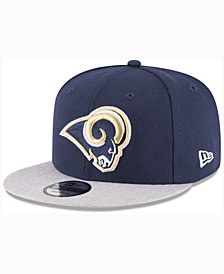 New Era Los Angeles Rams Heather Vize MB 9FIFTY Cap