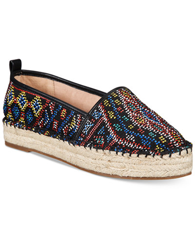 INC International Concepts Women's Caleyy Espadrilles, Created for Macy's