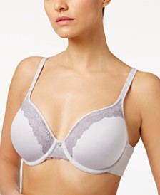 Bali One Smooth U Ultra Light Lace Lift Underwire Bra 3L97