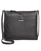 db47b3ecbfdf Calvin Klein Messenger Bags and Crossbody Bags - Macy s