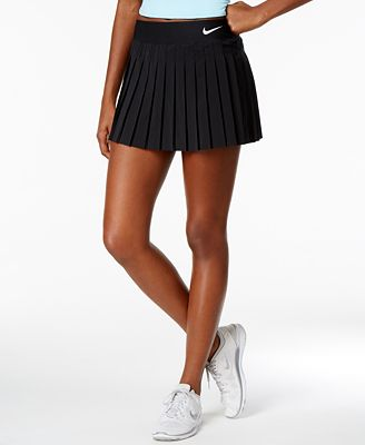 Nike Court Victory Dri-FIT Pleated Tennis Skirt - Shorts - Women ...
