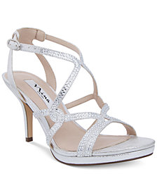 Nina Varsha Strappy Evening Sandals