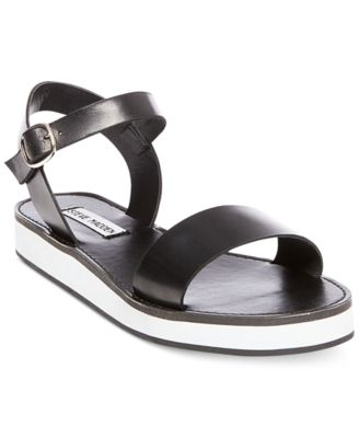 Image of Steve Madden Women's Deluxe Two-Piece Platform Sandals