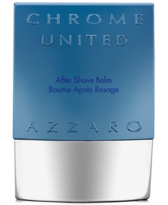 Men's CHROME UNITED Aftershave Balm, 2.6 oz