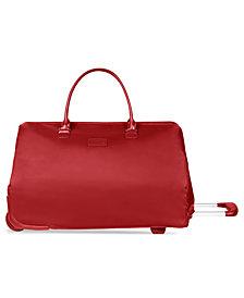 Lipault Lady Plume Wheeled Weekend Bag