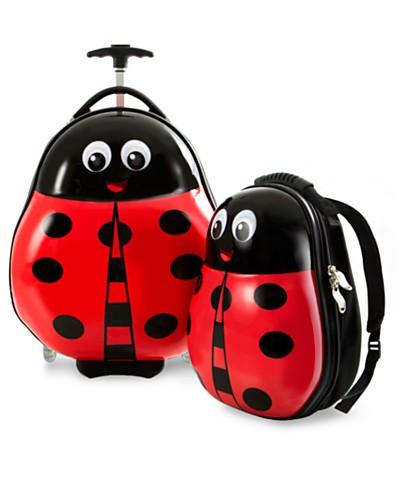 Heys Travel Tots Lady Bug 2-PC Luggage & Backpack Set