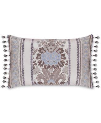 "Jordyn Olivia 15"" x 21"" Boudoir Decorative Pillow"