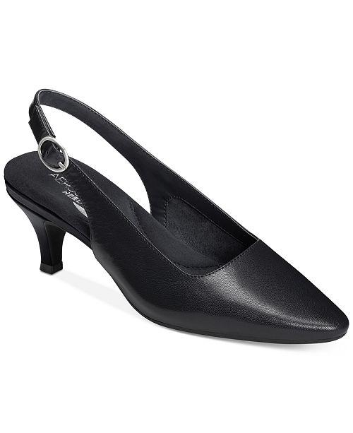 68a5d824504 Aerosoles Chardonnay Pumps   Reviews - Pumps - Shoes - Macy s