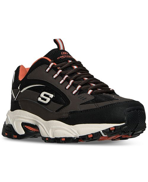 Skechers Men's Stamina - Cutback Walking Sneakers from Finish Line