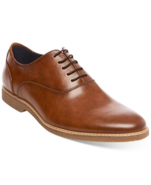 STEVE MADDEN Men'S Nunan Oxfords Men'S Shoes in Tan