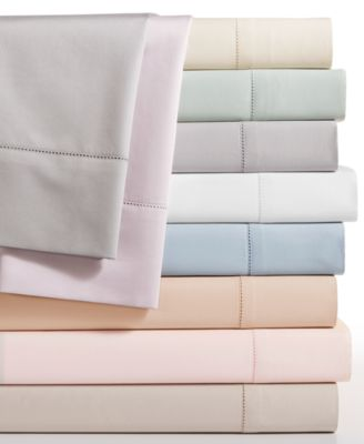 Hotel Collection Extra Deep Pocket Sheet Collection  Thread Count  Supima Cotton