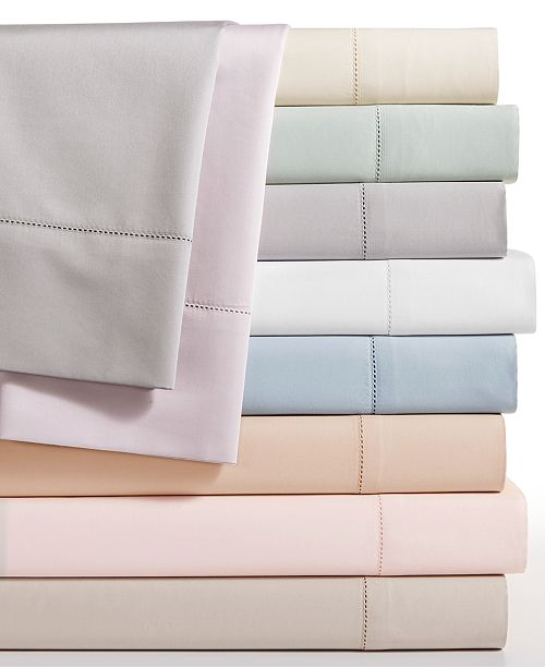 Hotel Collection Sheet 680 Thread Count 100 Supima Cotton Created For Macy S