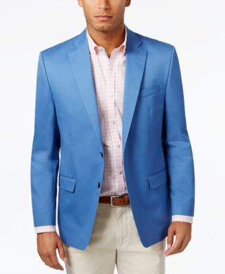 Blue Mens Blazers & Sports Coats - Macy's