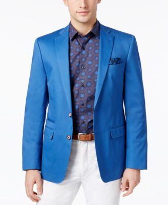Cotton Blazer: Shop Cotton Blazer - Macy's