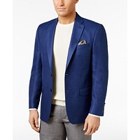 Lauren Ralph Lauren Men's Classic-Fit Neat UltraFlex Sport Coat Deals