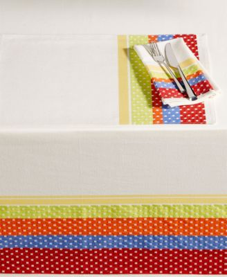 Charming Fiesta Sierra Table Linens Collection