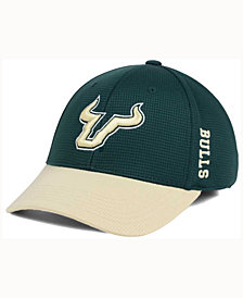 Top of the World South Florida Bulls Booster 2Tone Flex Cap