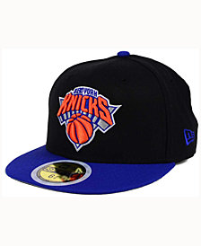 New Era Kids' New York Knicks 2-Tone Team 59FIFTY Cap
