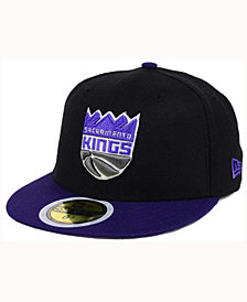New Era Kids' Sacramento Kings 2-Tone Team 59FIFTY Cap