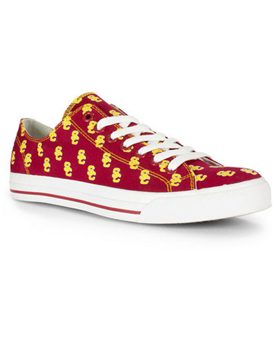 Row One USC Trojans Victory Sneakers