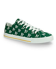 Row One Oakland Athletics Victory Sneakers