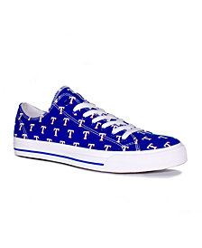 Row One Texas Rangers Victory Sneakers