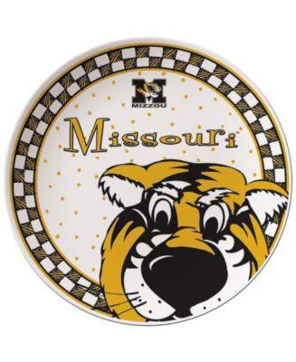 Missouri Tigers Gameday Ceramic Plate
