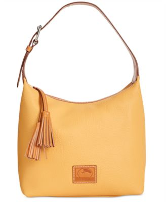 Image of Dooney & Bourke Patterson Leather Paige Sac Hobo