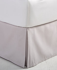 CLOSEOUT! Hotel Collection Cotton Ladder Stitch Pique California King Bedskirt, Created for Macy's