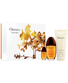Calvin Klein 3-Pc. Obsession Gift Set