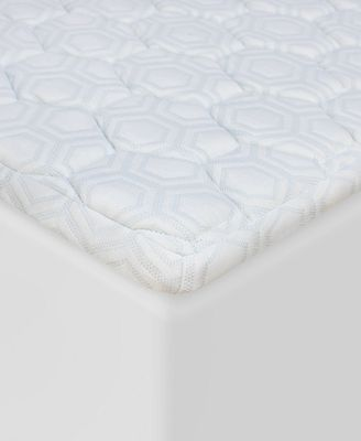 Sensorgel Luxury Icool 1 5 Gel Infused Memory Foam Mattress Toppers