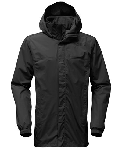 The North Face Men's Resolve Long-Length Waterproof Parka - Coats ...