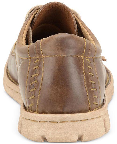 New Born Soledad Dark Brown  Mens Shoes