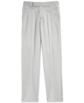 Image of Calvin Klein Tick Weave Pants, Big Boys (8-20)