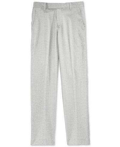 Calvin Klein Tick Weave Pants, Big Boys