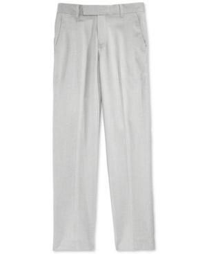 Calvin Klein Tick Weave Pants Big Boys (820)