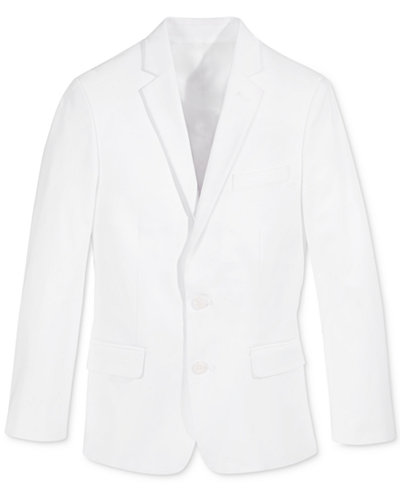 Calvin Klein Twill Jacket, Big Boys (8-20)