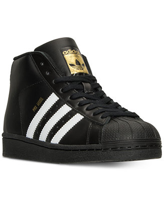 Adidas Big Boys Pro Model Casual Sneaker From Finish Line