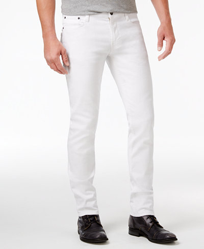 Ring of Fire Men's Slim Fit Stretch Jeans, Created for Macy's