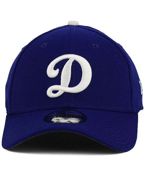 New Era Los Angeles Dodgers Core Classic 39THIRTY Cap - Sports Fan Shop By  Lids - Men - Macy s 5de91aef1959