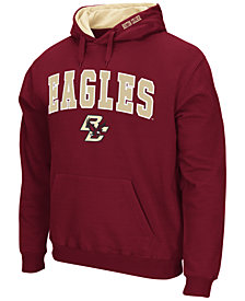 Colosseum Men's Boston College Eagles Arch Logo Hoodie