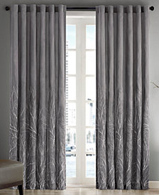 Madison Park Andora Embroidered Curtain Collection