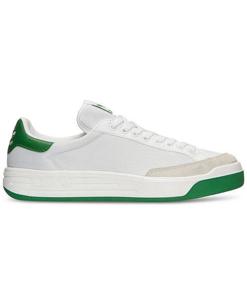 dbb6d1421d adidas Men's Originals Rod Laver Casual Sneakers from Finish Line ...