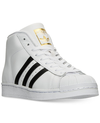 adidas Women's Pro Model Casual Sneakers from Finish Line