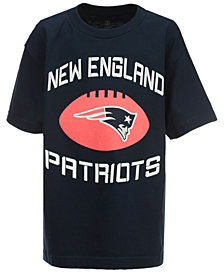 Outerstuff Kids' New England Patriots Endless T-Shirt, Big Boys (8-20)