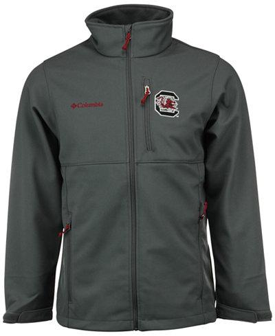 Columbia Men's South Carolina Gamecocks Ascender Softshell Jacket