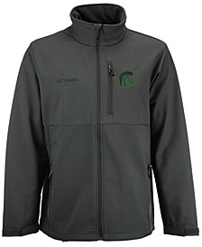 Men's Michigan State Spartans Ascender Softshell Jacket