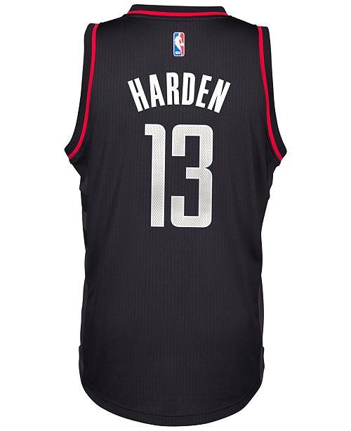 more photos 7f0e1 ef226 adidas Men's James Harden Houston Rockets New Swingman ...